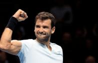 CAMPEÃO! Grigor Dimitrov, ex-baby Fed e novo vencedor das ATP Finals