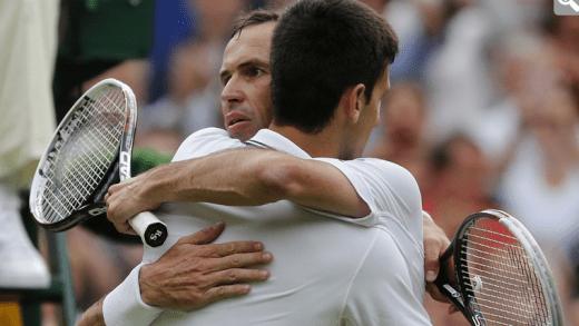 Imprensa checa garante Stepanek como novo treinador de Djokovic