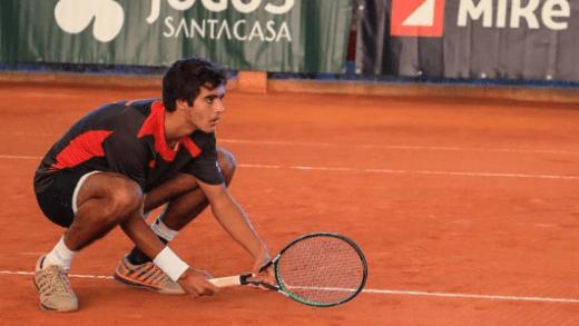 Francisco Cabral entra em 2018 com um triunfo na Academia de Rafael Nadal