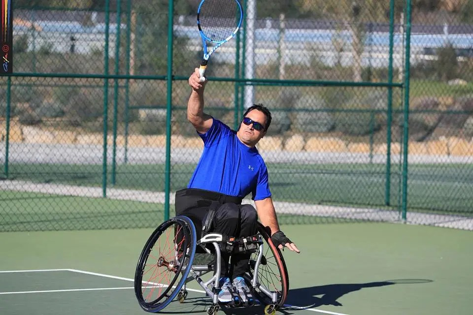 Jean Paul Mélo revalida título de campeão nacional em cadeira de rodas