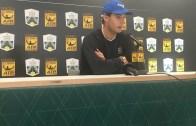 """Rafael Nadal: """"A minha temporada começou mais tarde do que gostaria, mas é o que há."""""""