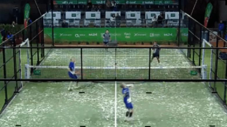 [VÍDEO] Vasco Pascoal faz o impensável num ponto FABULOSO