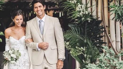 As FOTOS do casamento de Fernando Verdasco e Ana Boyer, que o casal vendeu em exclusivo à 'HOLA'