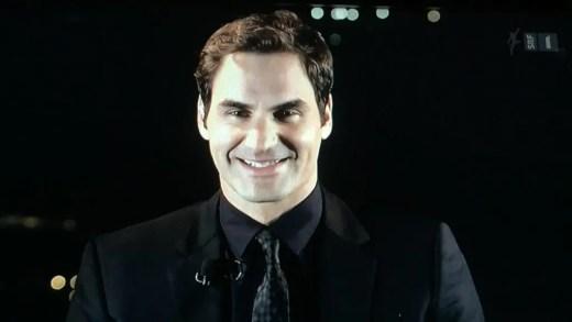 MAIS UM PRÉMIO. Federer eleito Desportista Suíço do Ano pela 7.ª vez