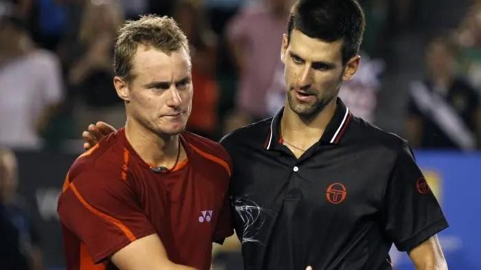 Lleyton Hewitt: «Não podemos descartar Djokovic e Murray»