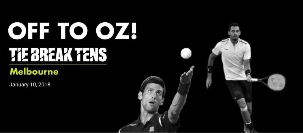 Djokovic e Kyrgios confirmados para evento no palco do Australian Open… antes do torneio