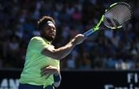 Tsonga vence enorme batalha frente a Shapovalov e avança para a terceira ronda do Open da Austrália