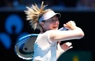 Tranquila. Maria Sharapova vence sem problemas no regresso ao Open da Austrália