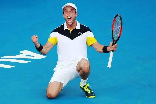 Bautista Agut surpreende Del Potro e conquista o ATP 250 de Auckland