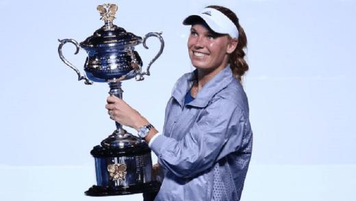 Wozniacki: «Nunca mais ninguém vai dizer que fui número um mas nunca ganhei um Grand Slam»