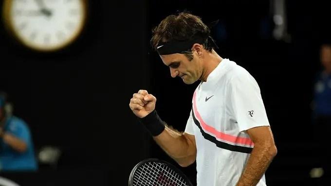 Federer não defendia um título do Grand Slam há 9 anos e meio