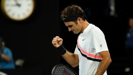 Federer iguala Djokovic e Emerson em títulos conquistados no Open da Austrália