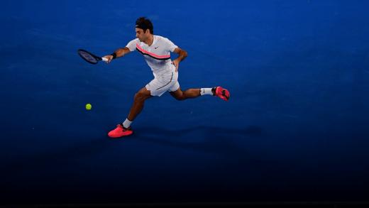 Schwartzman: «Roger Federer é como Riquelme!»