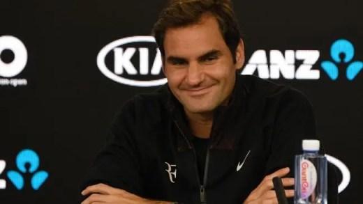 Federer confiante mas admite: «Um jogador com 36 anos não deveria ser favorito para vencer um torneio»