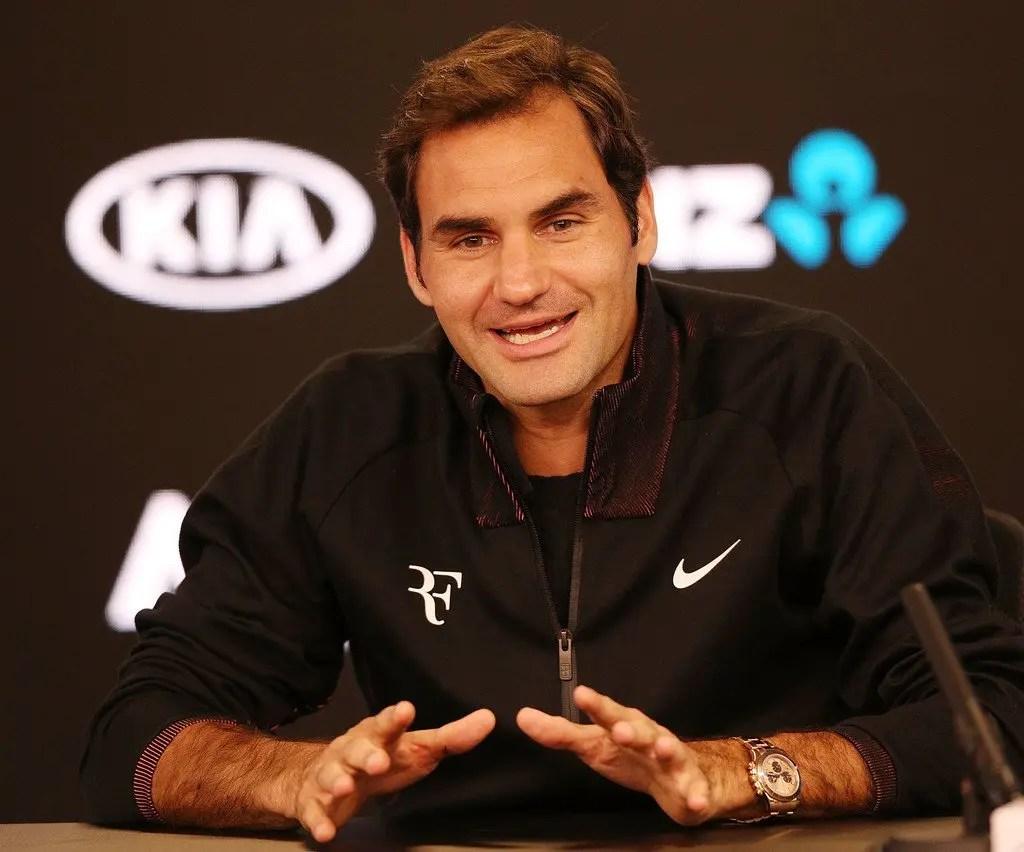 [VÍDEO] Qual o último livro que Federer leu? E qual é o seu filme preferido? Descubra mais sobre os gostos do suíço