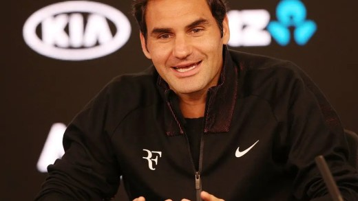 Federer consola Zverev após derrota: «Só passei os 'quartos' com 22 anos»