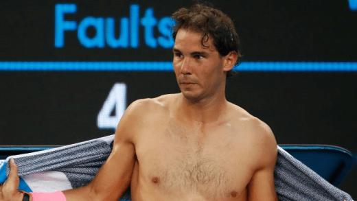 Rafael Nadal recusa-se a jogar a Taça Davis na próxima semana