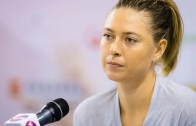 Sharapova: «Tenho de ganhar onde me põem a jogar»