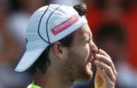 João Sousa estreia-se no ATP 500 do Dubai frente a especialista de pares