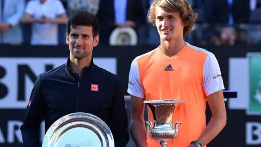 Australian Open. Encaixe dos cabeças-de-série masculinos: a 'fava' Djokovic saiu a Zverev