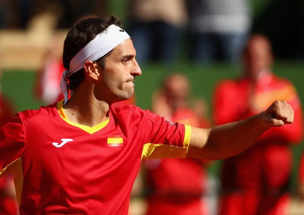 Ramos derrota sensação da eliminatória e Espanha segue rumo aos 'quartos' da Taça Davis