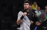 Khachanov derrota Pouille e conquista o segundo título ATP da carreira em Marselha