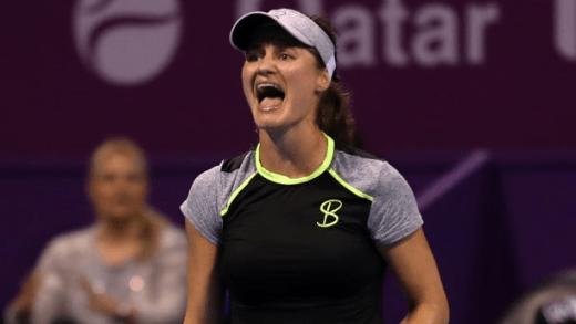 Niculescu responde a Wozniacki e arrasa-a: «Ela dá demasiada importância a ela própria»