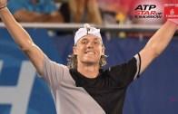 Shapovalov atinge segundas meias-finais ATP da carreira e vai defrontar outra estrela da #NextGen