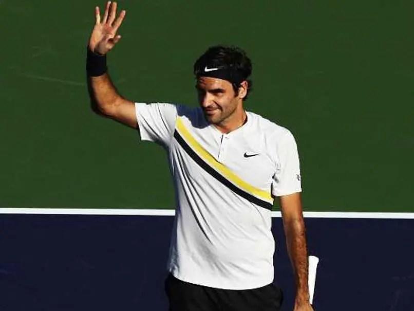 Federer elimina Chardy e está nas quartas de Indian Wells