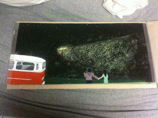 Woodstock pt.5; Acrylic, Polycarbonate