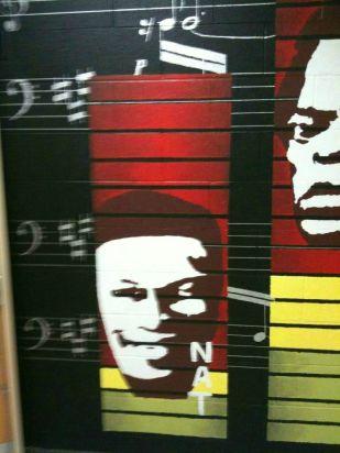 Jazz Legends pt. 2; Paint, Concrete