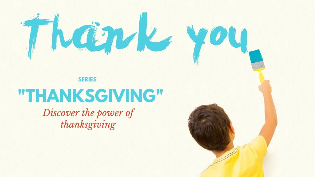 Learn how to thank God (Powerful teaching by Pastor Bola Ogedengbe)