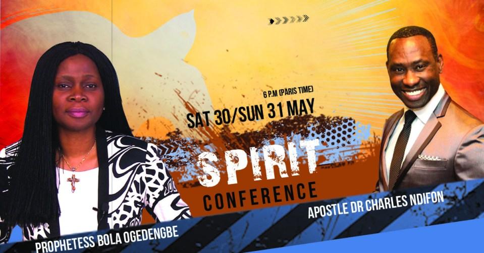 Spirit conference Pentecost