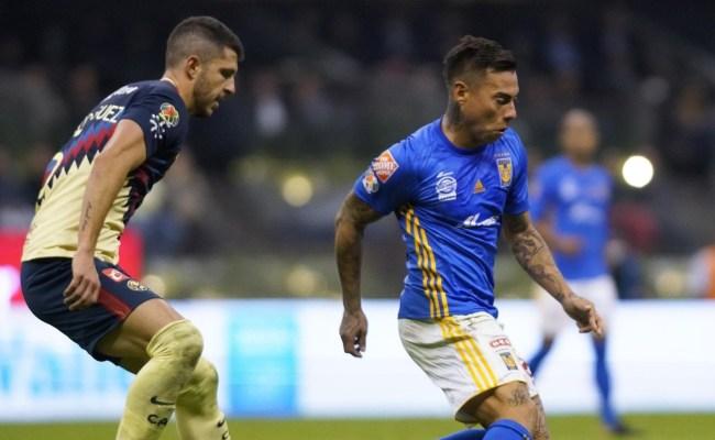 Otra Buena Para Tigres Vuelve Vargas Contra América Bolavip
