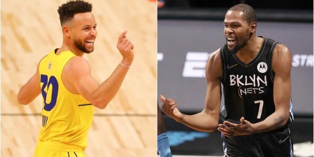 A Stephen Curry le gritan MVP y a Kevin Durant lo insultan en el estadio de Philadelphia 76ers NBA [Video]   Bolavip