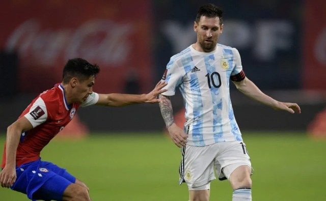 Argentina and Chile draw 1-1: Highlights of the game and goals from Lionel  Messi and Alexis