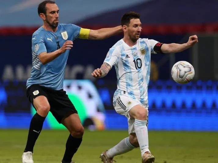 Argentina Vs Uruguay 2021 Time : With An Unstoppable Messi Argentina Win 1 0 Over Uruguay Goal And Highlights