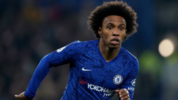 Barcelona Batalkan Perekrutan Willian