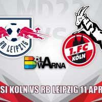 PREDIKSI KOLN VS RB LEIPZIG 11 APRIL 2020
