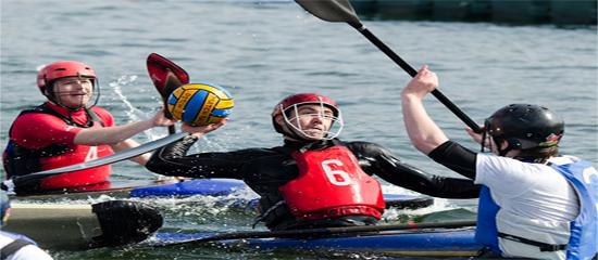 Mengenal Olahraga Canoe Polo Asian Games 2018