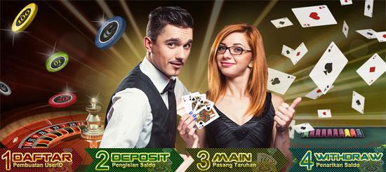 Beberapa Jenis Permainan Casino Online Terpopuler Saat Ini