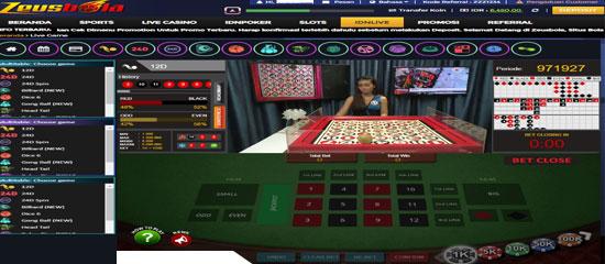 Panduan Dan Cara Bermain 12Digit IDNLive Casino