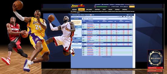 Cara Menang Taruhan Bola Basket Sbobet Online