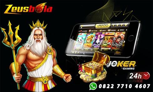 Zeusbola Situs Slot Joker123 Terpercaya