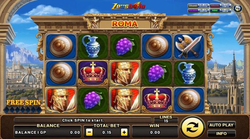 Slot Roma Joker123 Gaming Online
