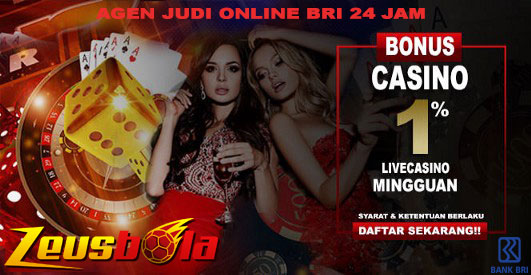 Slot Online BRI 24 Jam, Daftar Slot Bri 24 Jam ZEUSBOLA