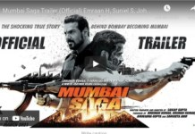 Mumbai Saga Trailer out