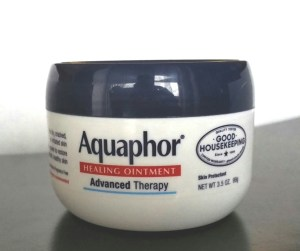 3.5 oz. jar of Aquaphor advanced therapy healing ointment