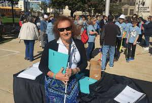 2017 Milwaukee White Cane Day Celebration at Milwaukee County Courthouse