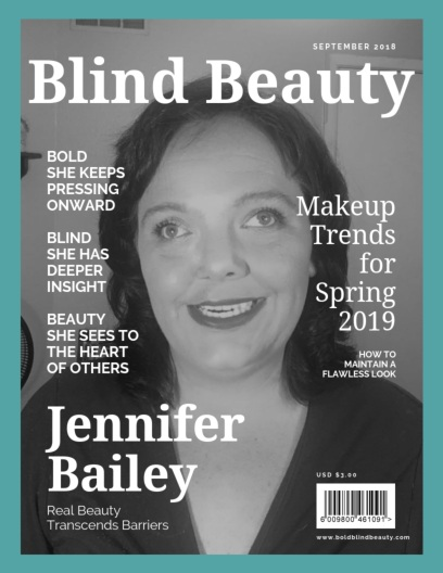 Blind Beauty 54 Featured Image Description is in the body of the post.